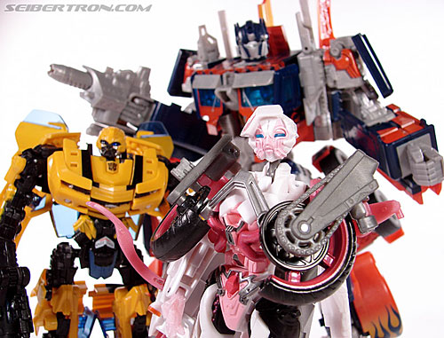 Transformers (2007) Arcee (G1) (Image #84 of 87)