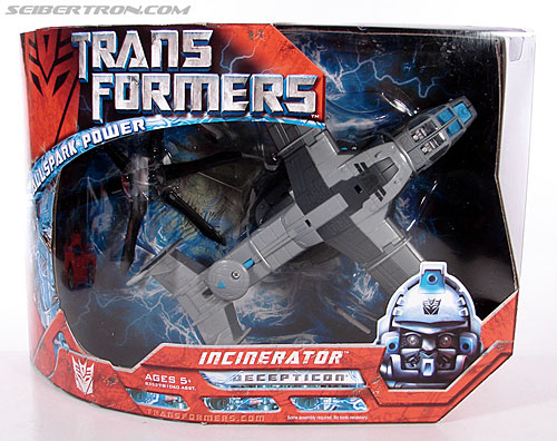 Transformers (2007) Incinerator (Image #1 of 97)