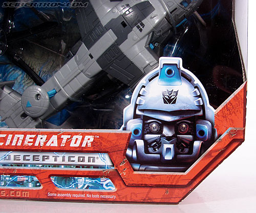 Transformers (2007) Incinerator (Image #2 of 97)