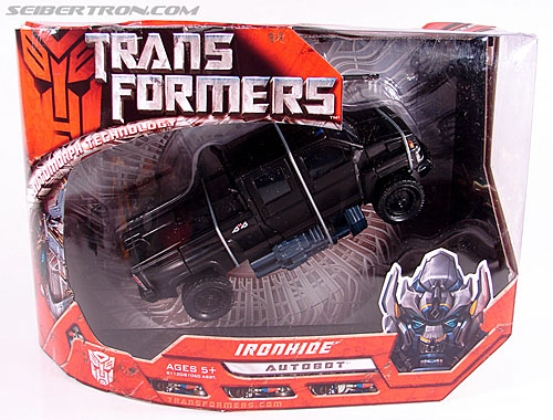 Transformers (2007) Ironhide (Image #1 of 133)