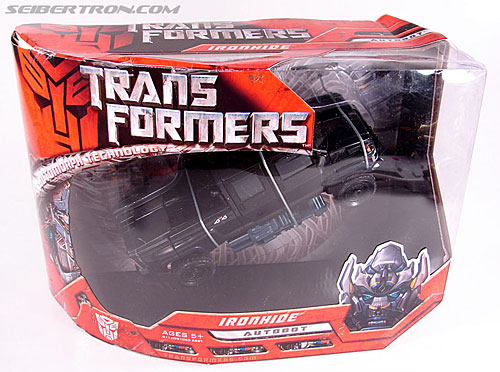 Transformers (2007) Ironhide (Image #4 of 133)