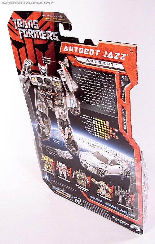 Transformers (2007) Jazz (Image #6 of 125)