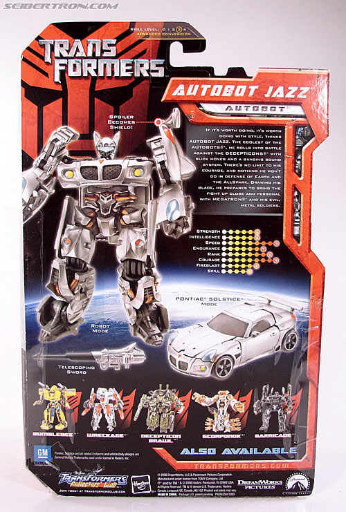 Transformers (2007) Jazz (Image #7 of 125)