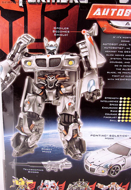 Transformers (2007) Jazz (Image #8 of 125)