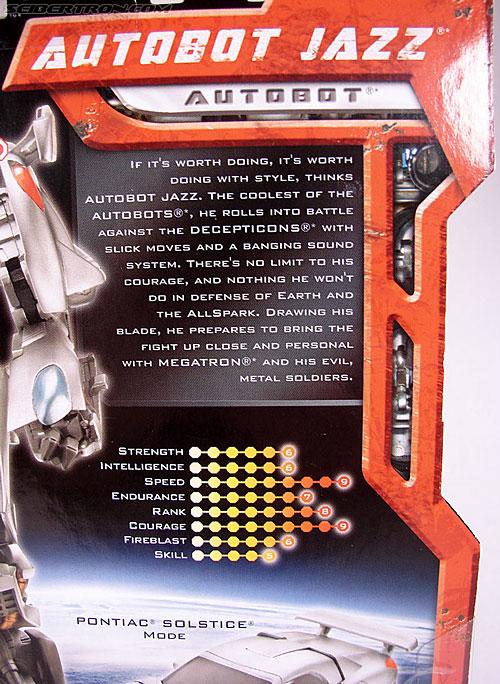 Transformers (2007) Jazz (Image #9 of 125)