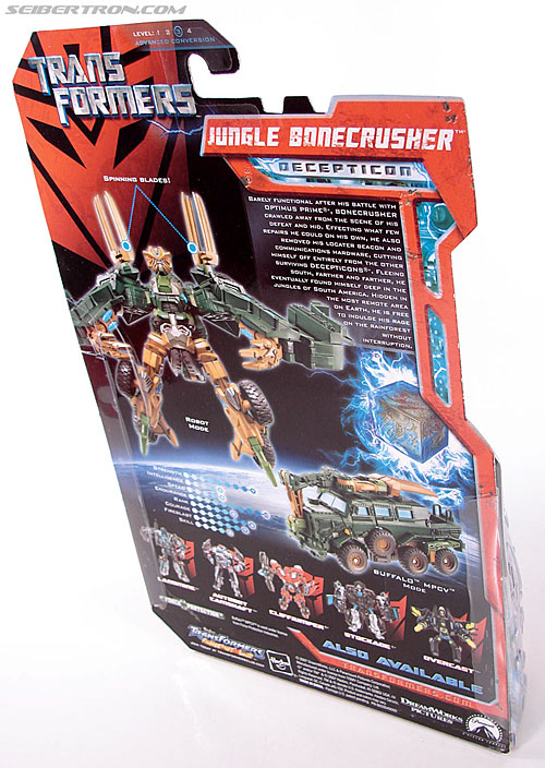 Transformers (2007) Jungle Bonecrusher (Image #5 of 79)
