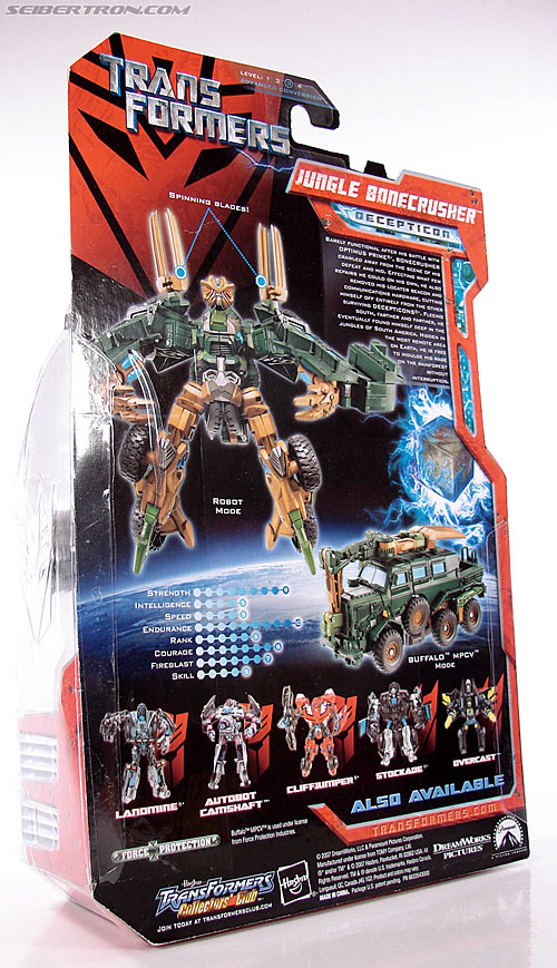 Transformers (2007) Jungle Bonecrusher (Image #8 of 79)