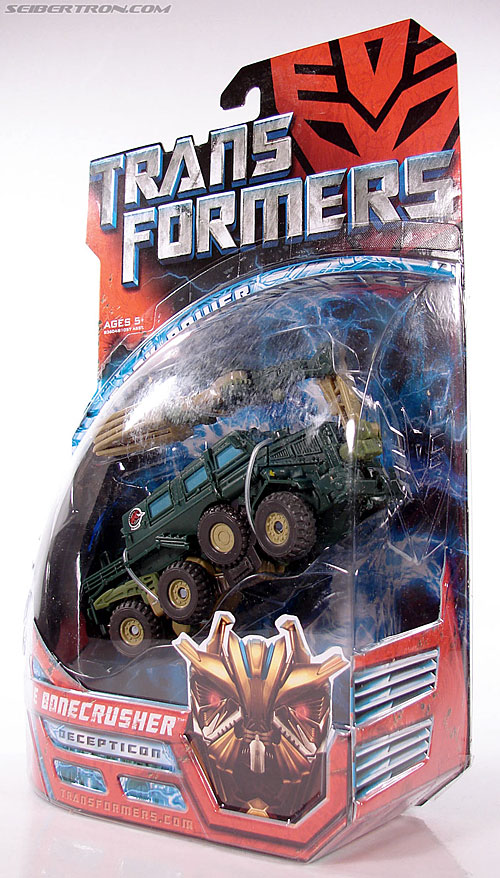 Transformers (2007) Jungle Bonecrusher (Image #9 of 79)