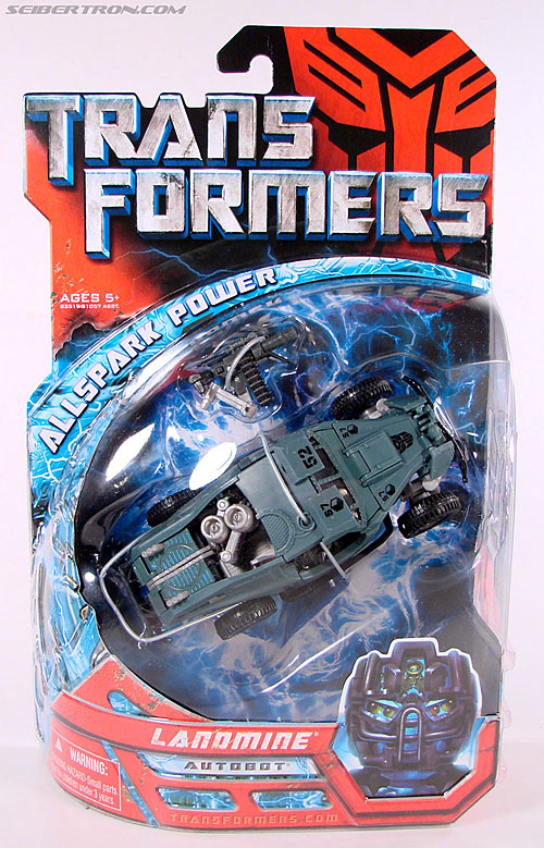 Transformers (2007) Landmine (Image #1 of 93)