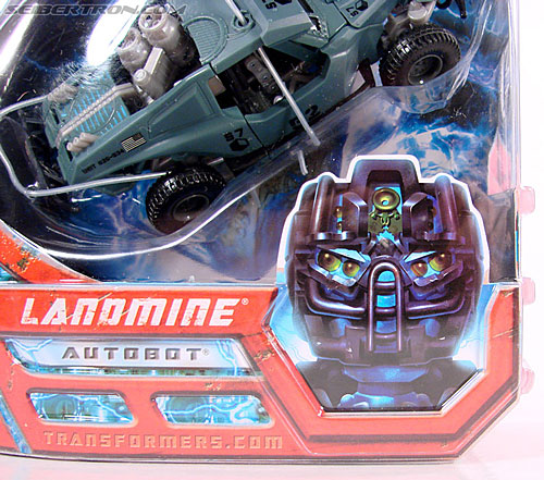 Transformers (2007) Landmine (Image #2 of 93)