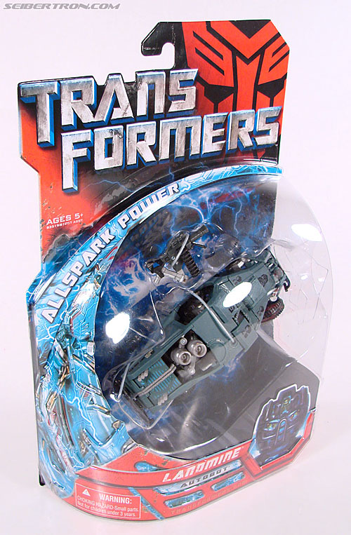 Transformers (2007) Landmine (Image #4 of 93)