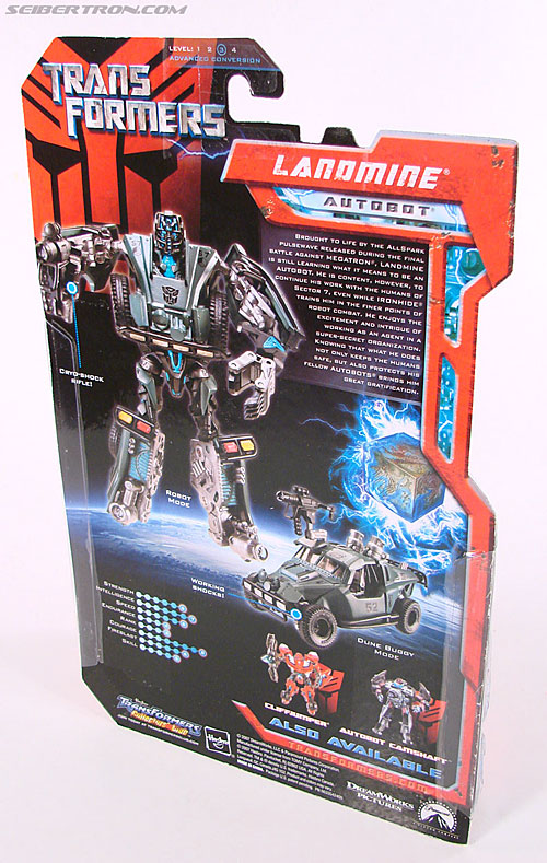Transformers (2007) Landmine (Image #6 of 93)