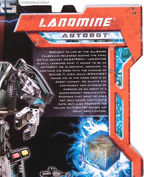 Transformers (2007) Landmine (Image #7 of 93)