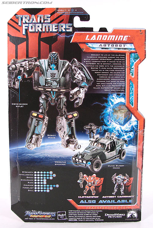 Transformers (2007) Landmine (Image #8 of 93)