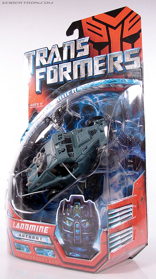 Transformers (2007) Landmine (Image #11 of 93)