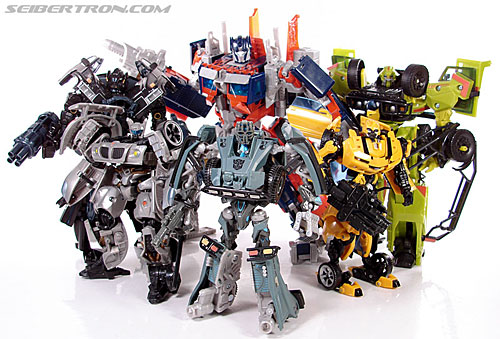 Transformers (2007) Landmine (Image #85 of 93)