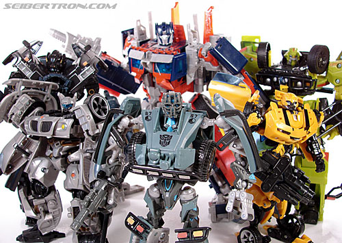 Transformers (2007) Landmine (Image #86 of 93)
