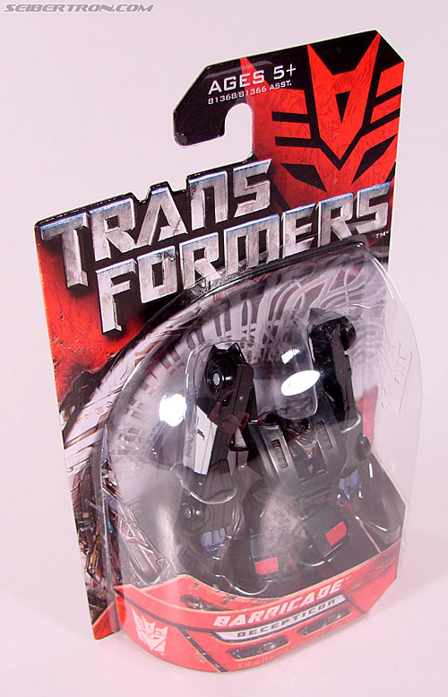 Transformers (2007) Barricade (Image #3 of 64)