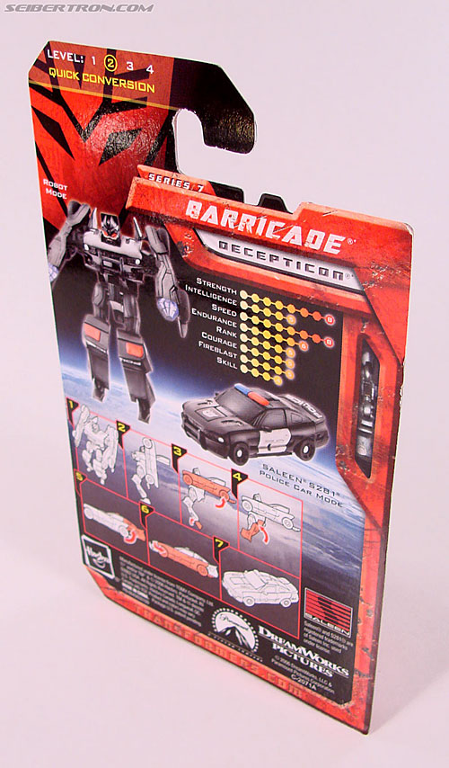 Transformers (2007) Barricade (Image #4 of 64)