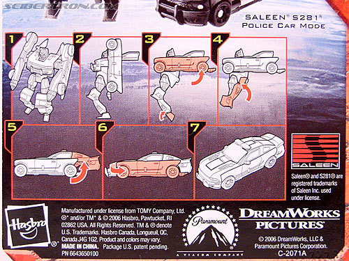 Transformers (2007) Barricade (Image #7 of 64)