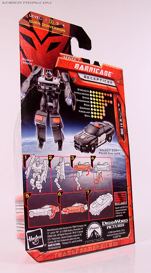 Transformers (2007) Barricade (Image #8 of 64)