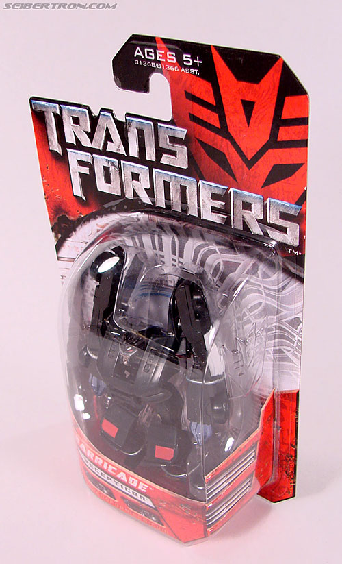 Transformers (2007) Barricade (Image #10 of 64)