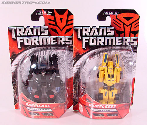 Transformers (2007) Barricade (Image #11 of 64)