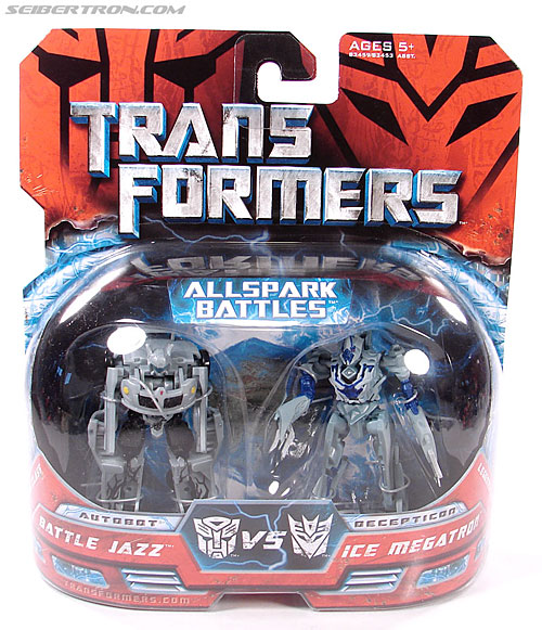 Transformers (2007) Battle Jazz (Image #1 of 61)