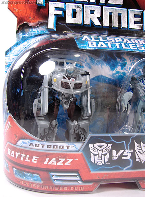 Transformers (2007) Battle Jazz (Image #2 of 61)