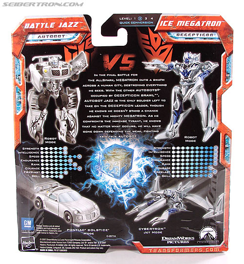 Transformers (2007) Battle Jazz (Image #6 of 61)