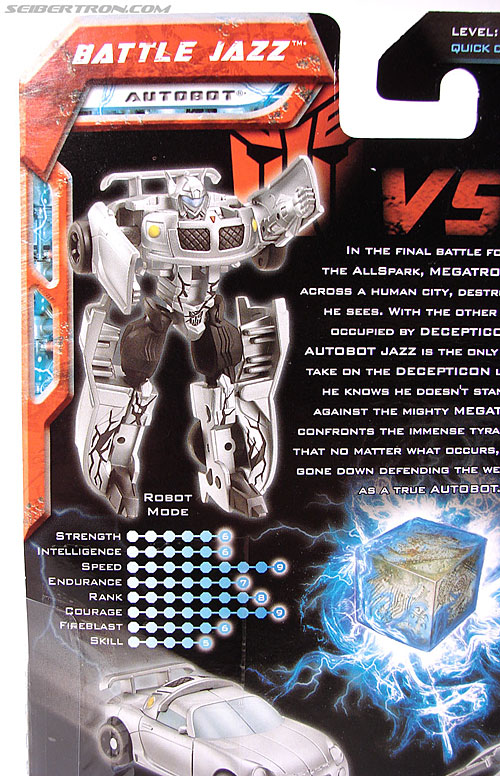 Transformers (2007) Battle Jazz (Image #7 of 61)