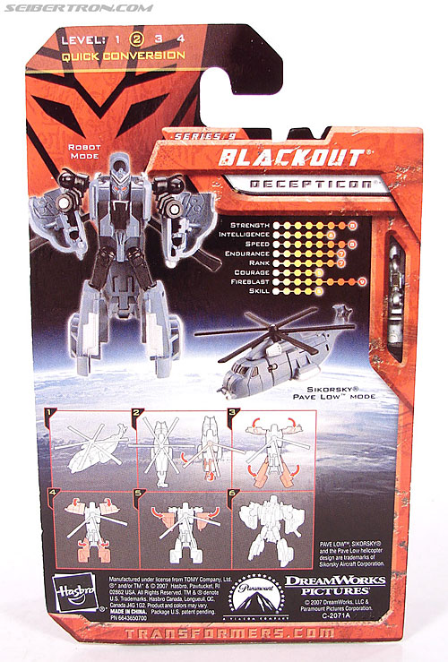 Transformers (2007) Blackout (Image #5 of 56)