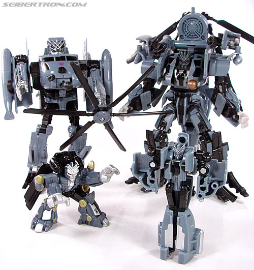 Transformers (2007) Blackout (Image #31 of 56)