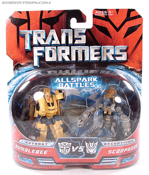 Transformers (2007) Bumblebee (Image #1 of 77)