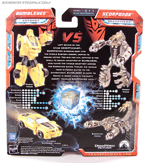 Transformers (2007) Bumblebee (Image #6 of 77)