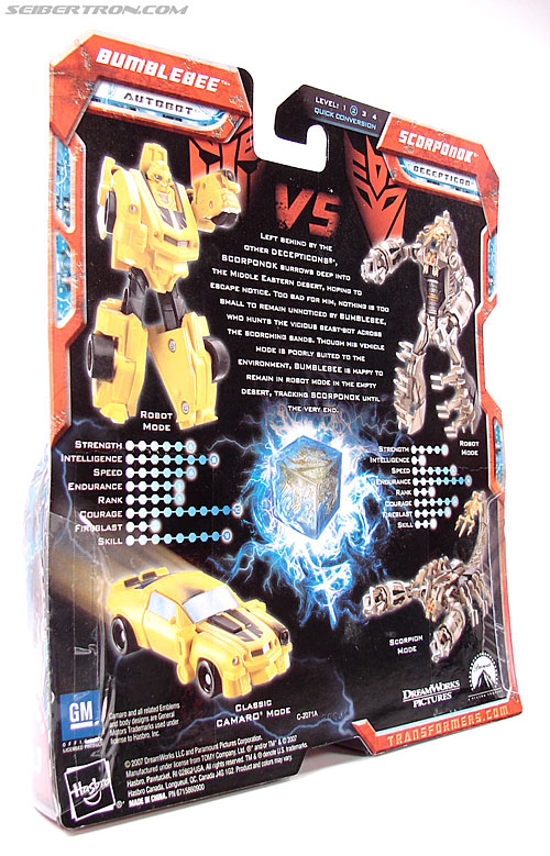 Transformers (2007) Bumblebee (Image #9 of 77)