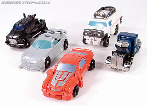 Transformers (2007) Cliffjumper (Image #13 of 49)