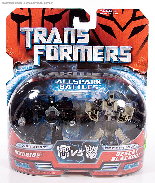 Transformers (2007) Desert Blackout (Image #1 of 53)