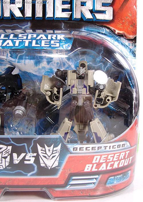 Transformers (2007) Desert Blackout (Image #3 of 53)