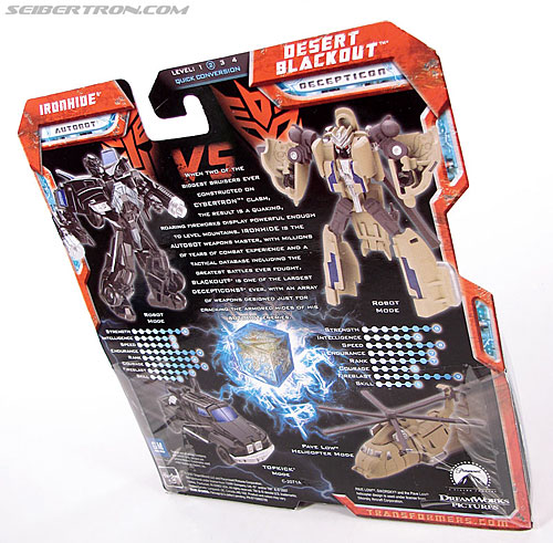 Transformers (2007) Desert Blackout (Image #5 of 53)