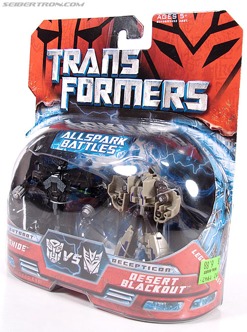 Transformers (2007) Desert Blackout (Image #9 of 53)