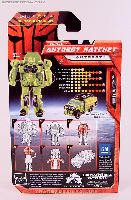 Transformers (2007) Ratchet (Image #5 of 61)