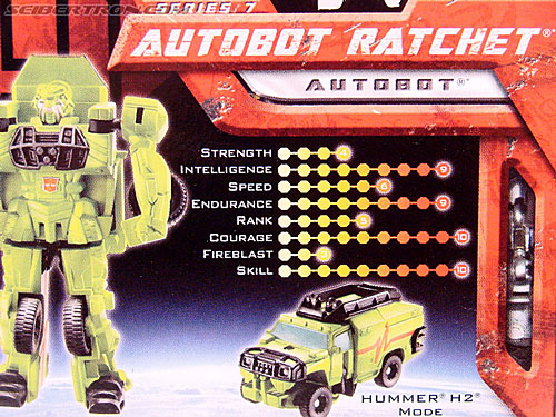 Transformers (2007) Ratchet (Image #6 of 61)