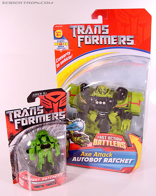 Transformers (2007) Ratchet (Image #12 of 61)