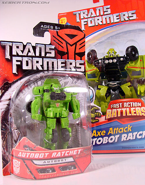 Transformers (2007) Ratchet (Image #13 of 61)