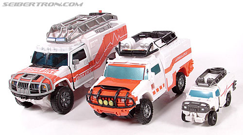 Transformers (2007) Rescue Ratchet (Image #23 of 48)