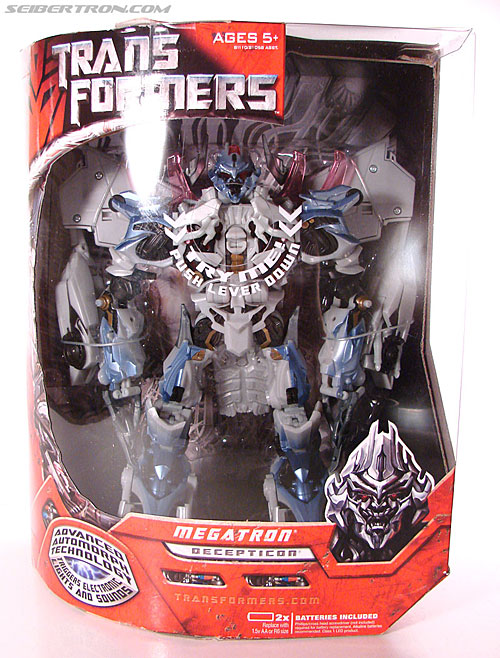 Transformers (2007) Megatron (Image #1 of 269)