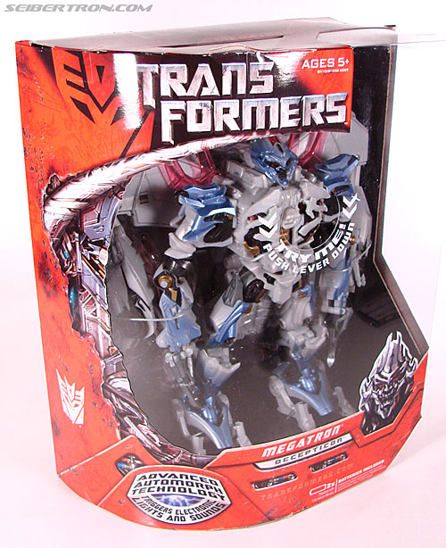 Transformers (2007) Megatron (Image #7 of 269)