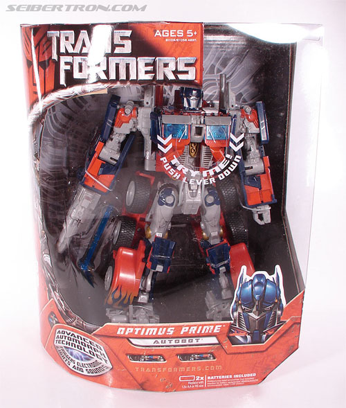 Transformers (2007) Optimus Prime (Convoy) (Image #1 of 256)