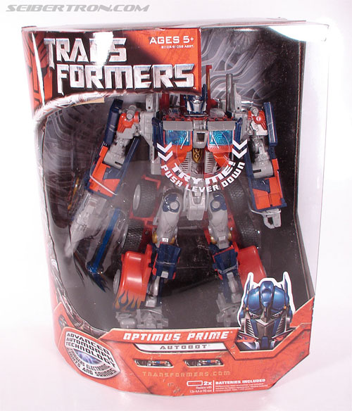 Transformers (2007) Optimus Prime (Convoy) (Image #2 of 256)